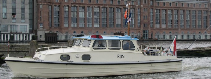 Rijn, ex douane