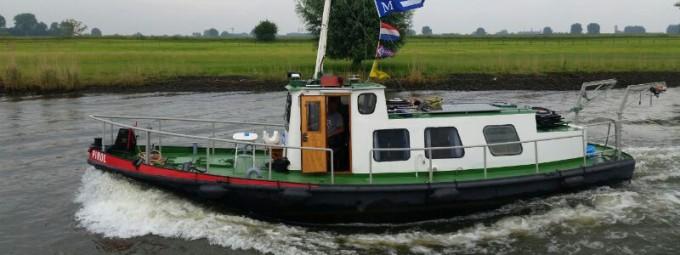 Pirol, loodsboot