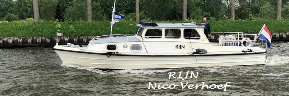 Rijn, ex patrouille boot douane